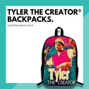 Tyler The Creator Backpacks