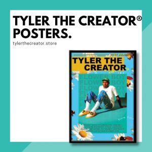 Tyler The Creator Posters