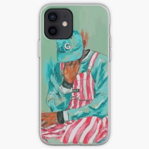 Tyler the Creator - Full Colour / GOLFWANG iPhone Soft Case RB0309 product Offical Tyler The Creator Merch