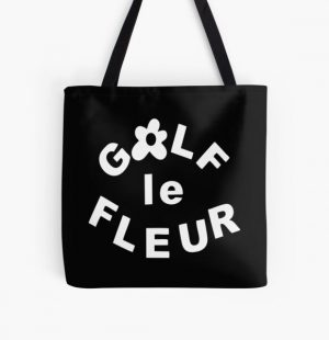 BEST TO BUY -Tyler The Creator GOLF  All Over Print Tote Bag RB0309 product Offical Tyler The Creator Merch