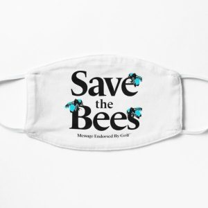 Golf Wang - Save the Bees (Limited) Flat Mask RB0309 product Offical Tyler The Creator Merch