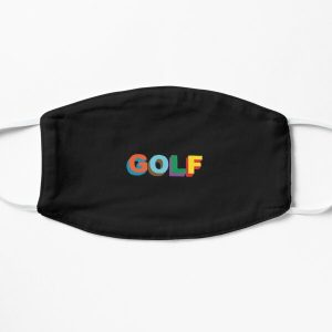 golf #3 Flat Mask RB0309 product Offical Tyler The Creator Merch